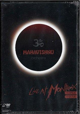 Mahavishnu Orchestra - 1984 - 1974 - Live At Montreux - DVD