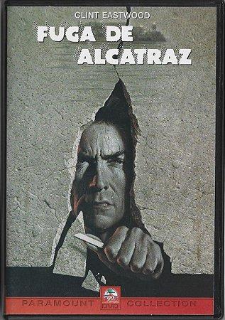 Fuga De Alcatraz - 1979 - Don Siegel - DVD