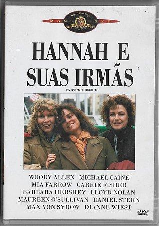 Hannah E Suas Irmãs - 1986 - Woody Allen - DVD