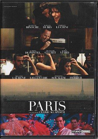 Paris - 2008 - Cédric Klapisch - DVD