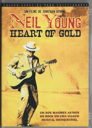 Neil Young - 2006 - Heart Of Gold - DVD