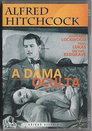 A Dama Oculta - 1938 - Alfred Hitchcock - DVD