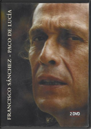 Paco De Lucía - 1991 - 2003 - Francisco Sánchez - DVD Duplo