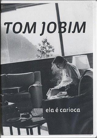 Tom Jobim - 2007 - Ela É Carioca - Roberto De Oliveira - DVD