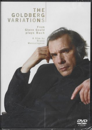 The Goldberg Variations - From Glenn Gould Plays Bach - 2000 - Bruno Monsaingeon - DVD