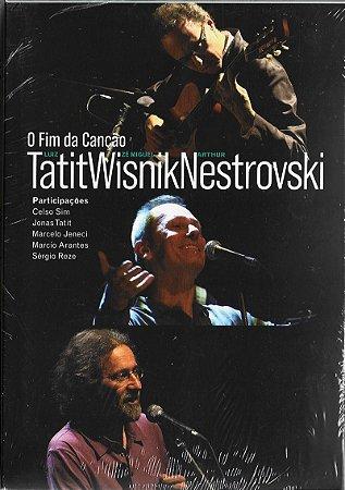 O Fim Da Canção - 2012 - Luiz Tatit - Zé Miguel Wisnik - Arthur Nestrovski - DVD