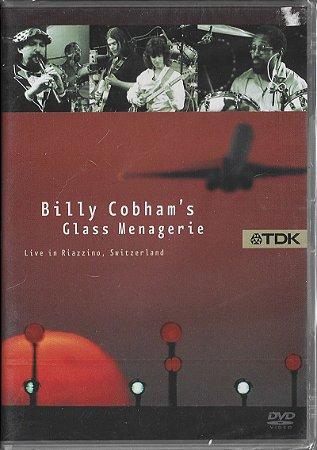 Billy Cobham - 1981 - 2005 - Billy Cobhams  - Glass Menagerie - Live Un Riazzino Switzerland - DVD