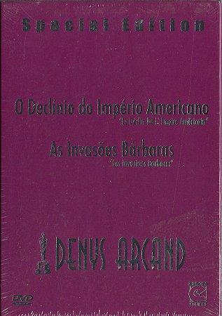 Denys Arcand - 2005 - Special Edition - 1986 - O Declínio Do Império Americano & 2004 - As Invasões Bárbaras - DVD