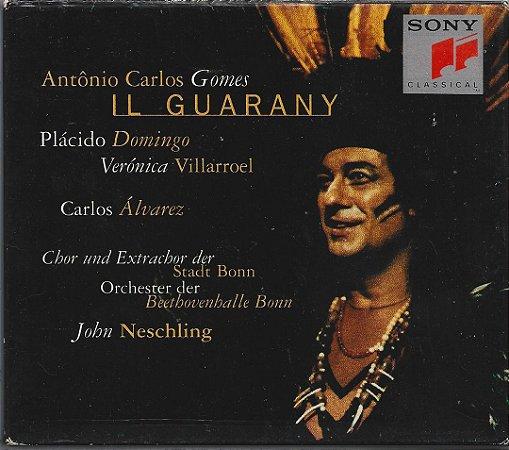 Antônio Carlos Gomes 1836-1896 - 1994 - 1995 - Il Guarani - CD