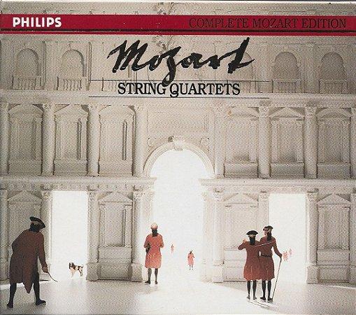 Mozart - String Quartets - 8 CDs