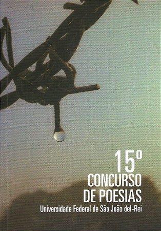 15.º Concurso de Poesias - UFSJ (Universidade Federal de São João del-Rei)