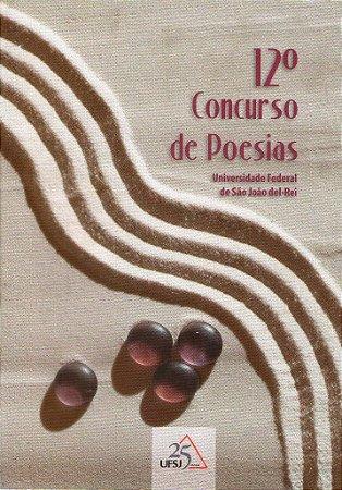 12.º Concurso de Poesias - UFSJ (Universidade Federal de São João del-Rei)