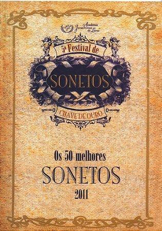 5.º Festival de Sonetos Chave de Ouro - Os 50 melhores Sonetos 2011