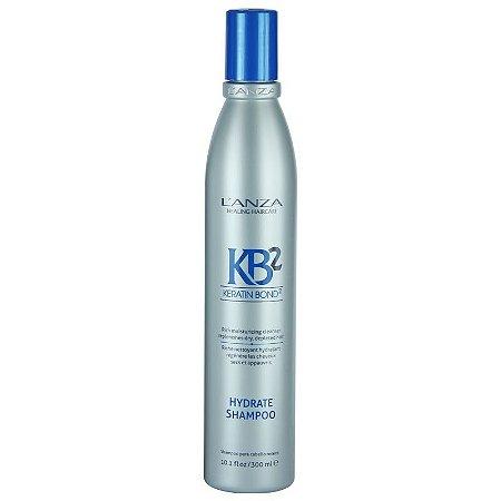 Lanza KB2 Hydrate Shampoo 300 ml - CABELO SECO 0717
