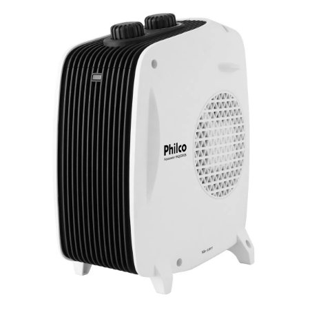 Aquecedor Elétrico Ventilador Portátil 2 Em 1 Philco 127v