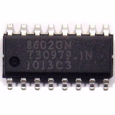 Oz8602gn Ci Smd Notebook Circuito Charger 8602gn