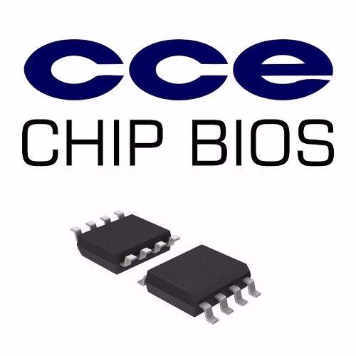 Bios Notebook Cce Ultra Thin N345 71r-nh4cu6-t810 Chip Gravado