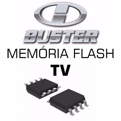 Memoria Flash Tv Hbuster Hbtv-4203fd Chip Gravado