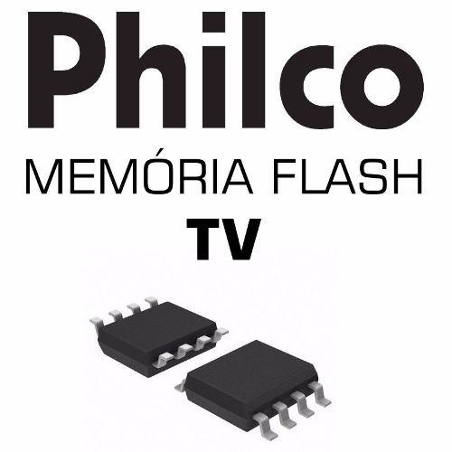 Memoria Flash Tv Philco Ph24d21db Chip Gravado
