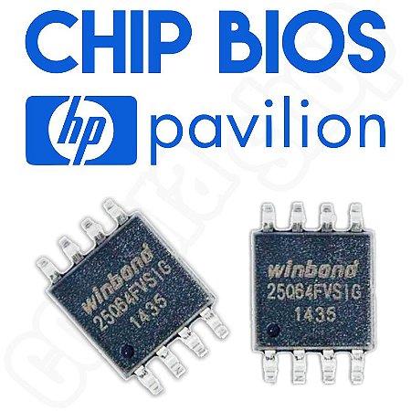Bios Notebook Hp Dv5 Dv6 Dv7 Todas As Series Chip Gravado