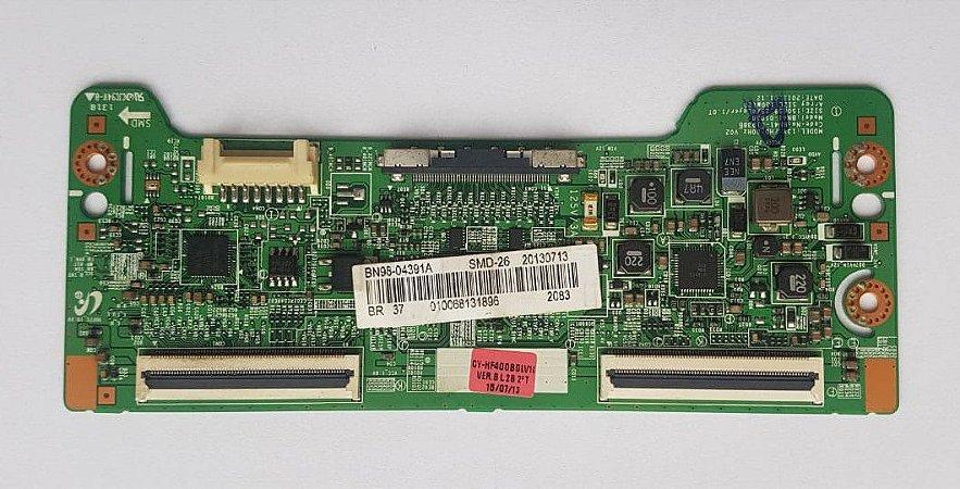Placa Tcon Tv Samsung Un40f5200ag Bn98-04391a