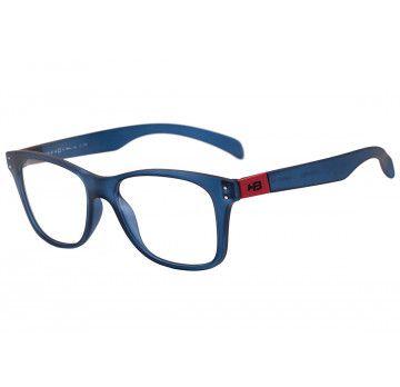 4951df575 HB POLYTECH TEEN BLUE RED M90123 - Optica da Visão