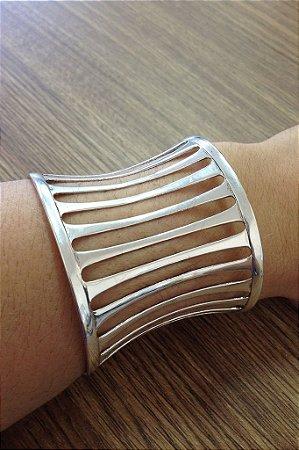 Bracelete Romano - Prata de Lei 925