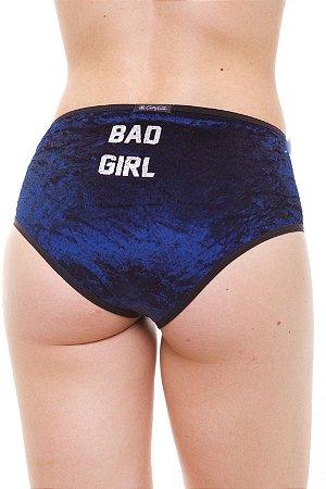 Calcinha Alta / Hot Pants Bad Girl
