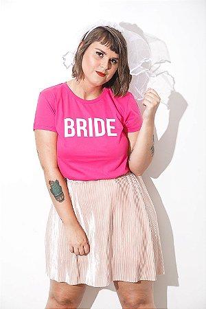 Camiseta Feminina Bride