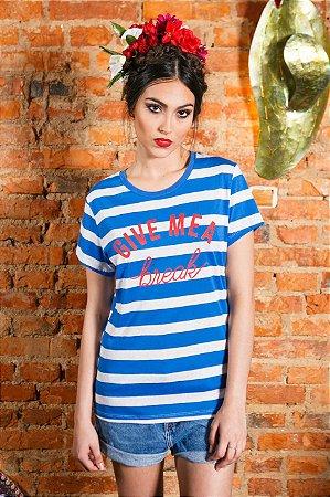 Camiseta Feminina Cancun