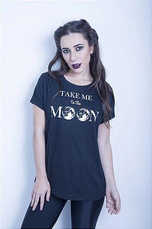 Camiseta Feminina Moon