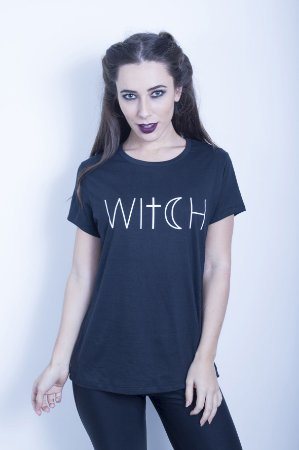 Camiseta Feminina Witch