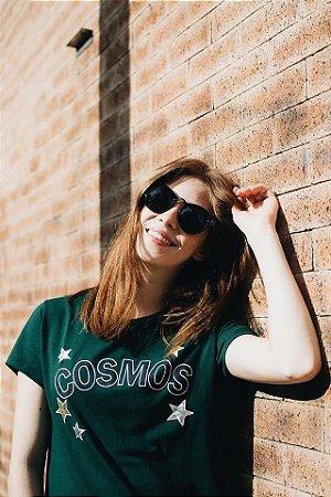 Camiseta Feminina Cosmos