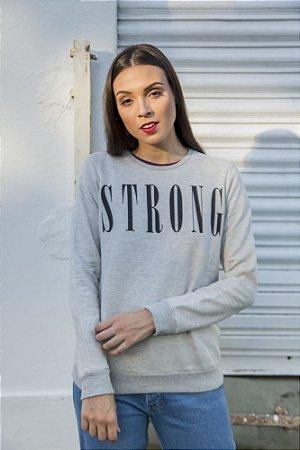 Moletom Strong