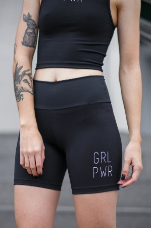 Bermuda Fitness Girl Power