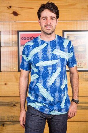 Camiseta Masculina Limosine
