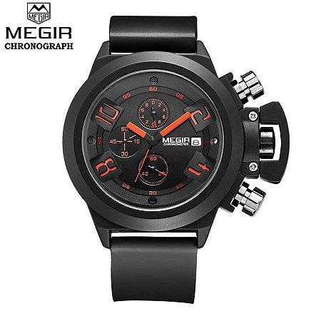 49170753e18 Relogios Para Homem Barato Megir Original - Importary o melhor do ...