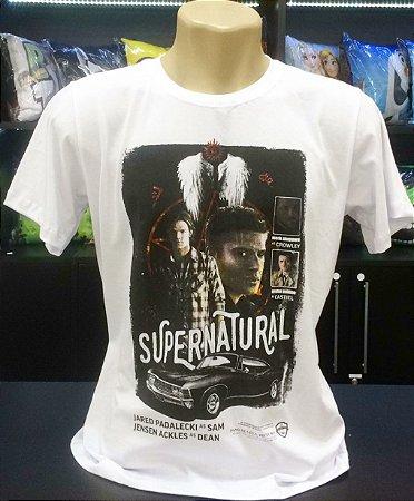 Camiseta Supernatural
