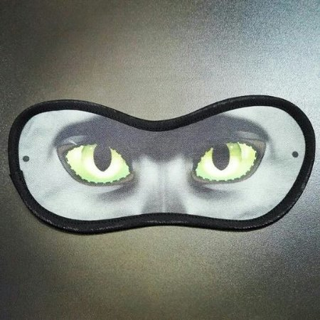 Máscara de dormir - Cat Noir