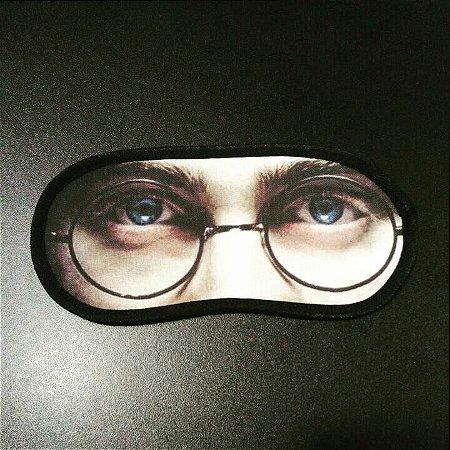 Máscara de dormir - Harry Potter