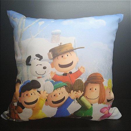 Almofada Snoopy e Seus Amigos