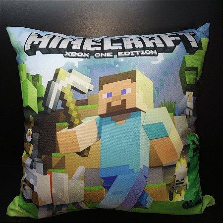 Almofada Minecraft