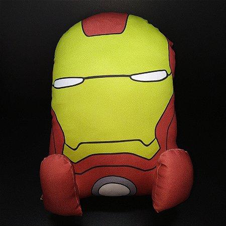 Almofada Personagem - Homem de Ferro