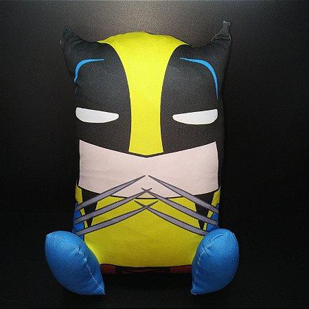 Almofada Personagem - Wolverine