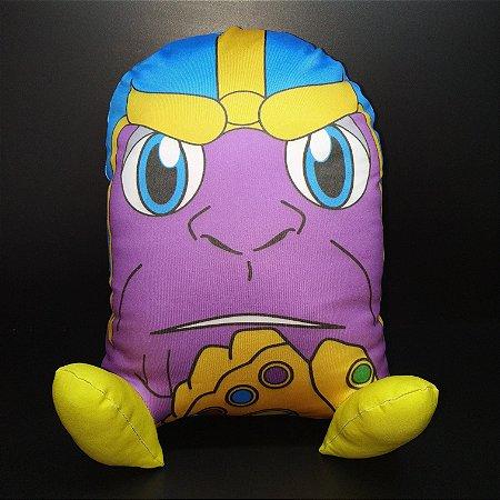 Almofada Personagem - Thanos