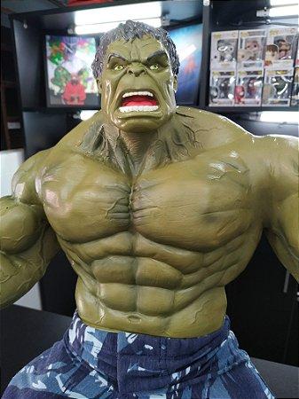 Escultura Hulk Verde Tartaruga