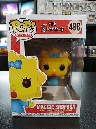 Funko Pop  Maggie Simpson 498
