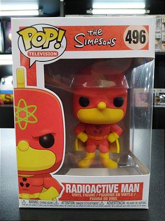 Funko Pop Radioactive Man 496