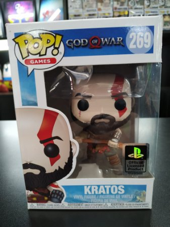 Funko Pop Kratos 269