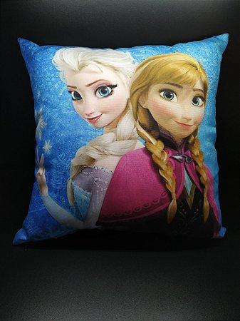 Almofada frozen (Elza e anna)